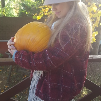 Pumpkins are Friends :)